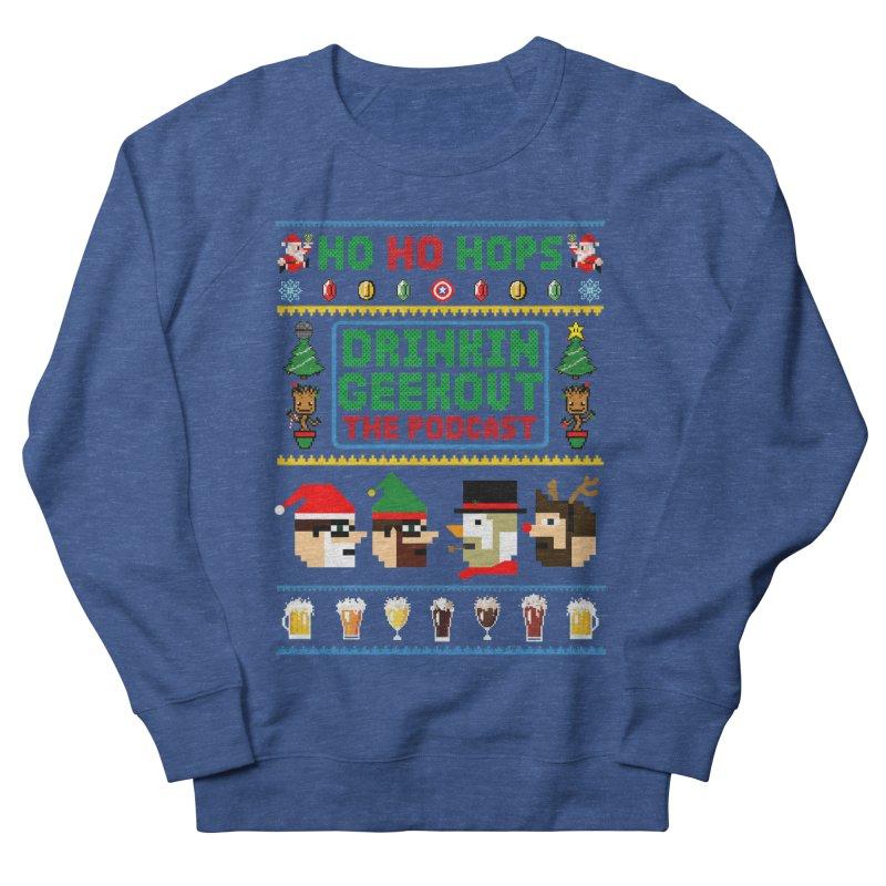 Ugly DiGo Sweater Women's French Terry Sweatshirt by DrinkIN GeekOUT's Artist Shop