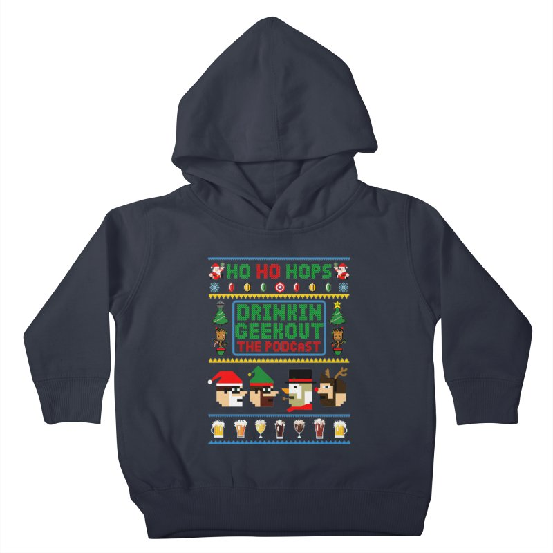 Ugly DiGo Sweater Kids Toddler Pullover Hoody by DrinkIN GeekOUT's Artist Shop