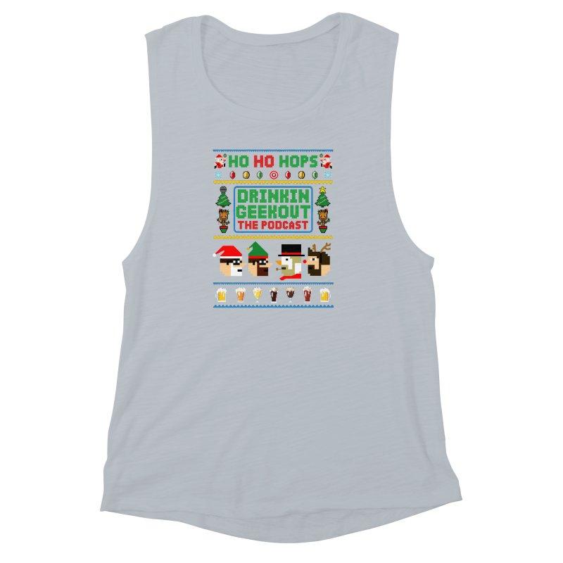Ugly DiGo Sweater Women's Muscle Tank by DrinkIN GeekOUT's Artist Shop