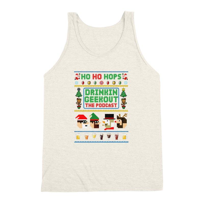 Ugly DiGo Sweater Men's Triblend Tank by DrinkIN GeekOUT's Artist Shop