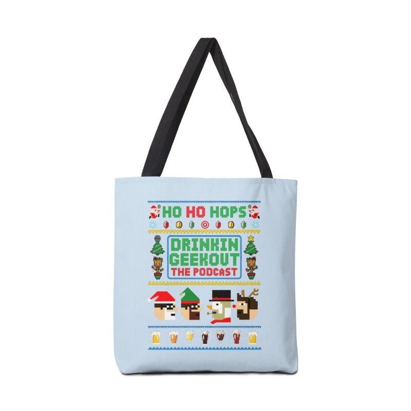 Ugly DiGo Sweater Accessories Bag by DrinkIN GeekOUT's Artist Shop