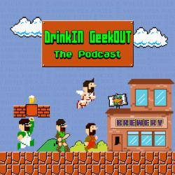 Drinkingeekout Logo