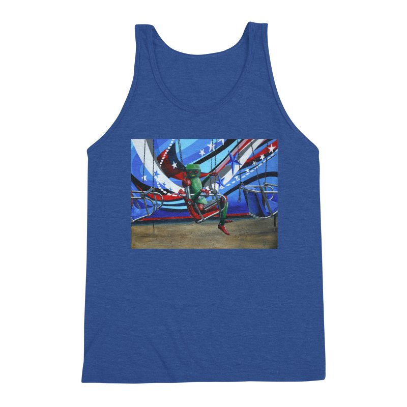 Lonely Robot 10 Men's Tank by Dswensondesign 's Artist Shop