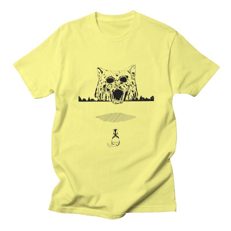 Catdoz Men's T-Shirt by Dswensondesign 's Artist Shop