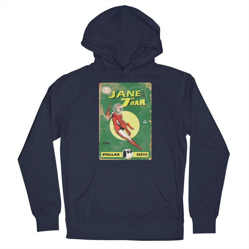 Jane of the 7th Star Men's Pullover Hoody by Dswensondesign 's Artist Shop