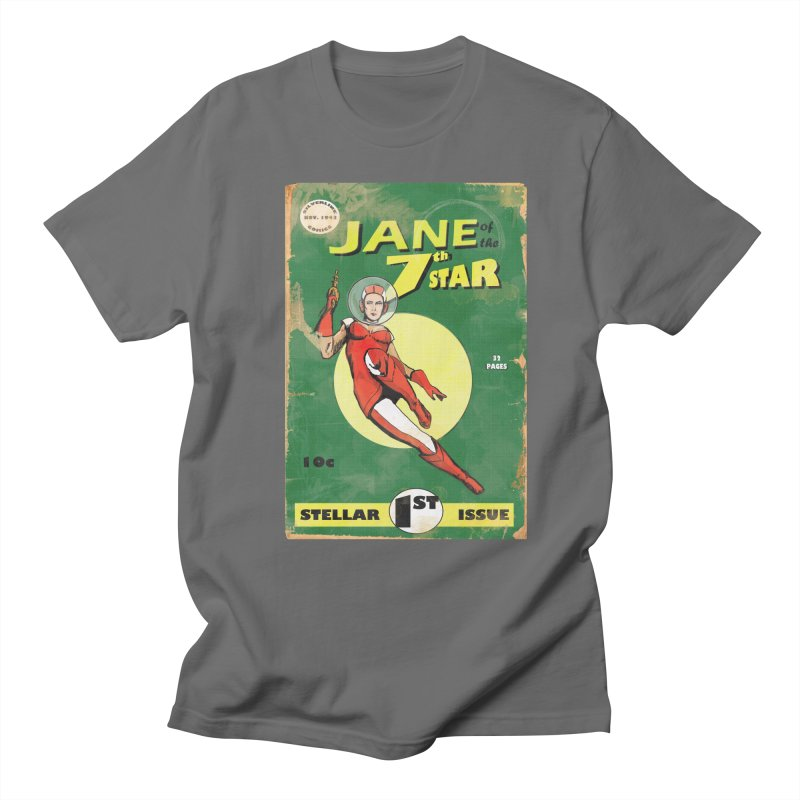 Jane of the 7th Star Men's T-Shirt by Dswensondesign 's Artist Shop