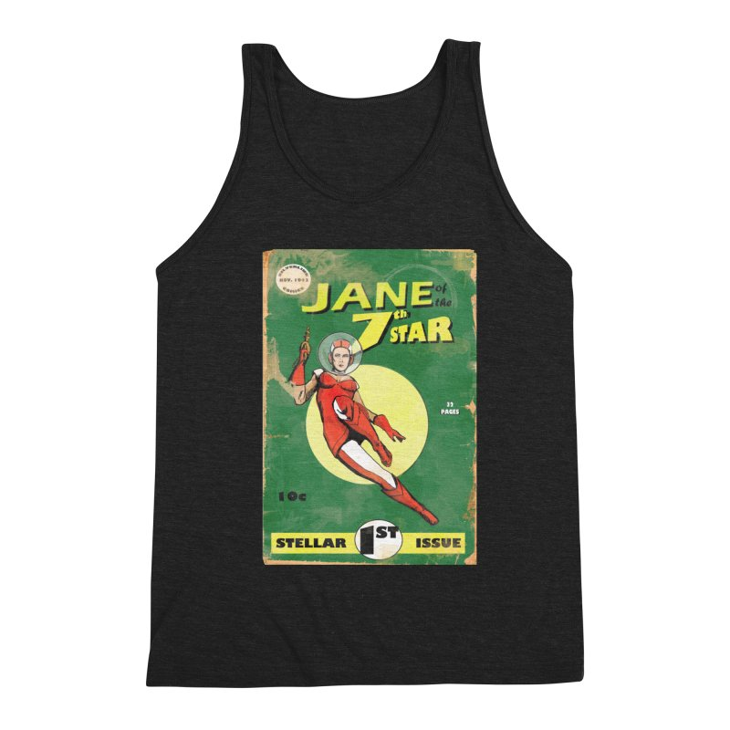 Jane of the 7th Star Men's Tank by Dswensondesign 's Artist Shop
