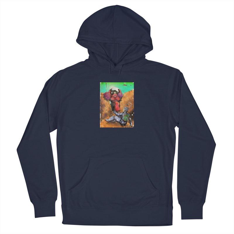 Spaceman Men's Pullover Hoody by Dswensondesign 's Artist Shop