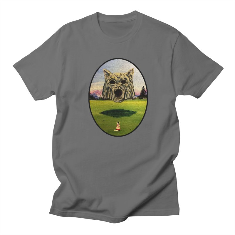 Catdoz in color Men's T-Shirt by Dswensondesign 's Artist Shop