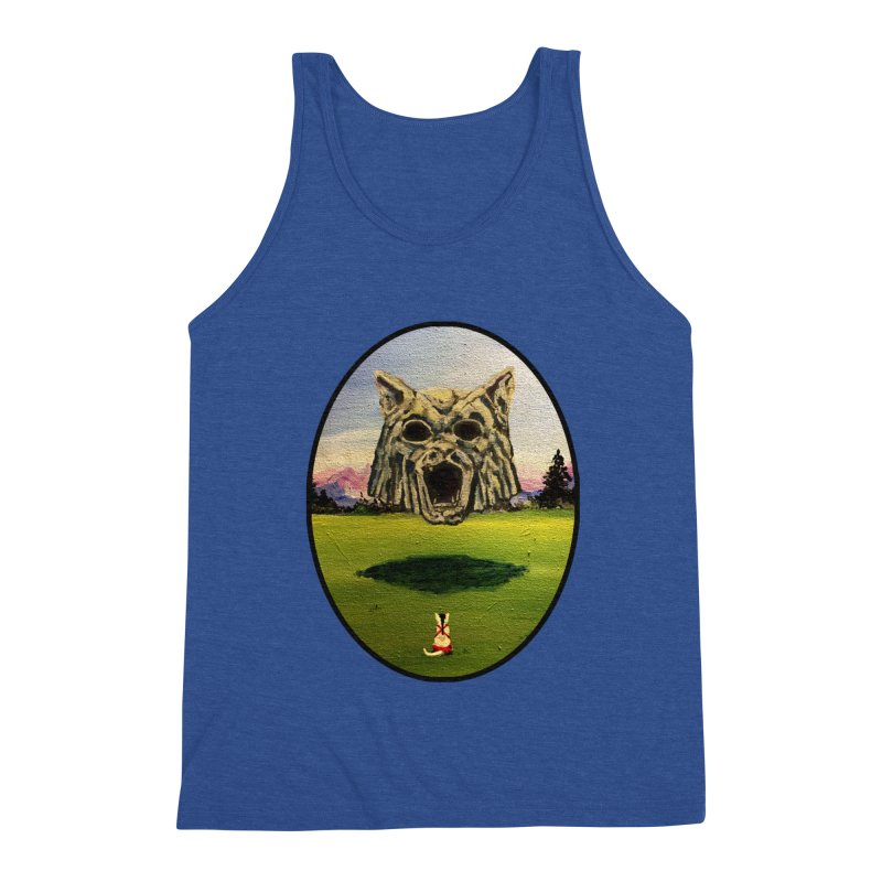 Catdoz in color Men's Tank by Dswensondesign 's Artist Shop