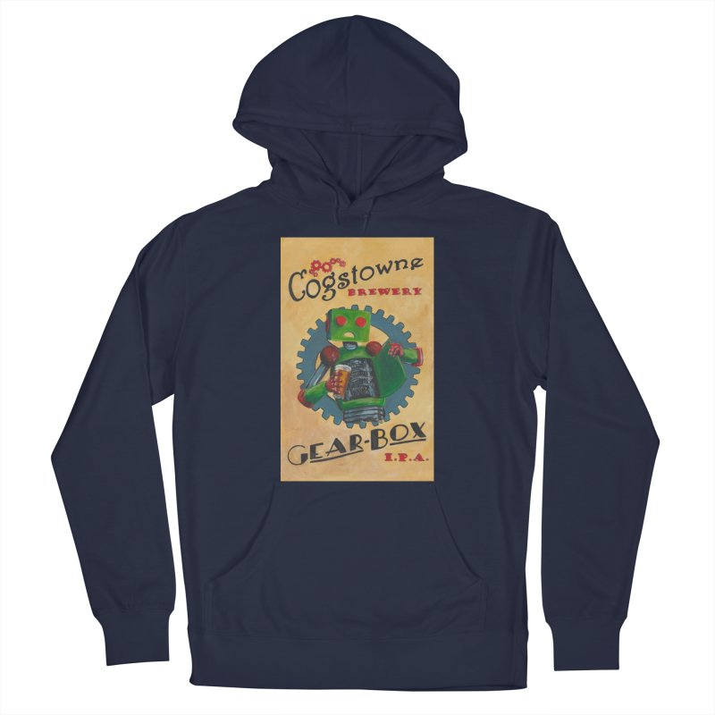 Cogstowne Brewery Men's Pullover Hoody by Dswensondesign 's Artist Shop
