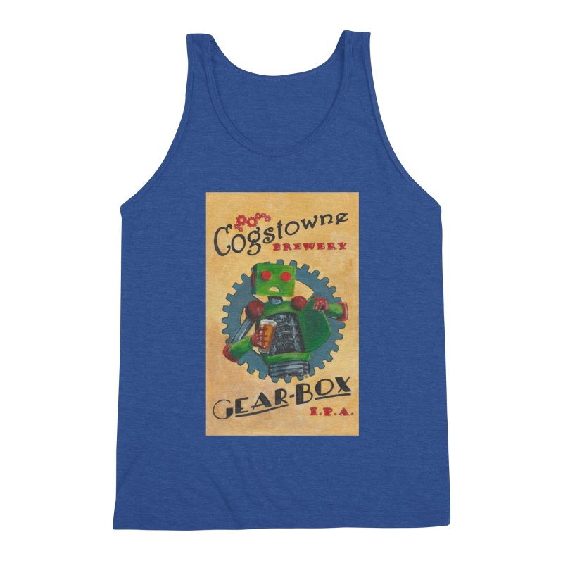 Cogstowne Brewery Men's Tank by Dswensondesign 's Artist Shop