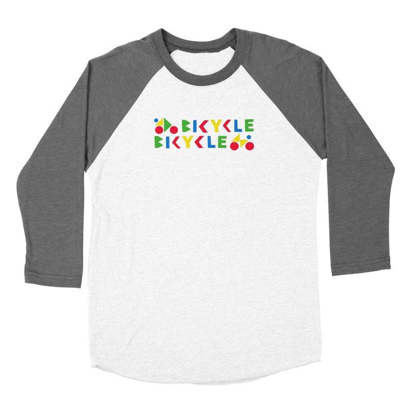 Bicycle Bicyle Women's Longsleeve T-Shirt by Dustin Klein's Artist Shop