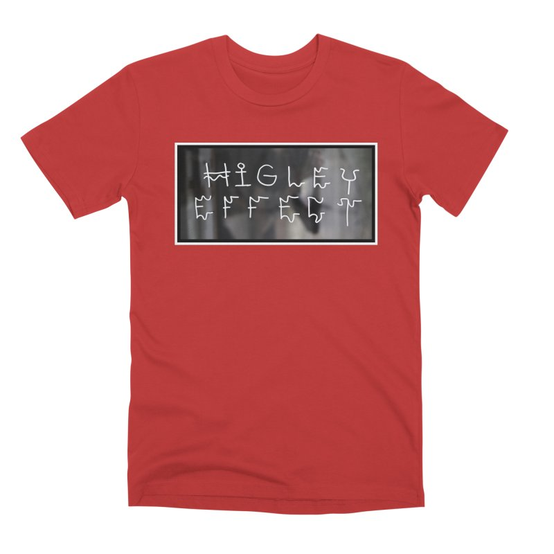 Higley Effect Men's Premium T-Shirt by Dustin Klein's Artist Shop