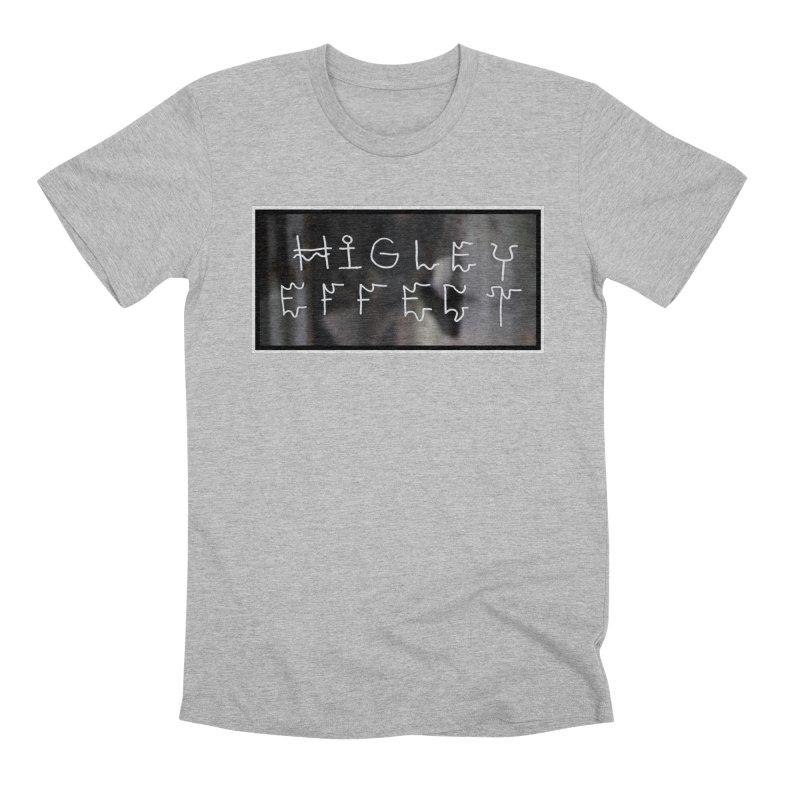 Higley Effect Men's Premium T-Shirt by Dustin Klein's Artist Shop