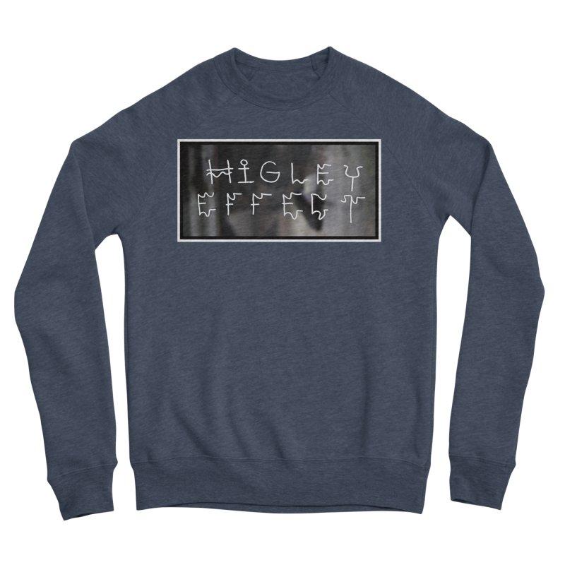 Higley Effect Men's Sponge Fleece Sweatshirt by Dustin Klein's Artist Shop