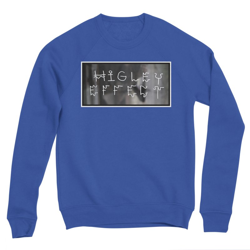 Higley Effect Men's Sweatshirt by Dustin Klein's Artist Shop