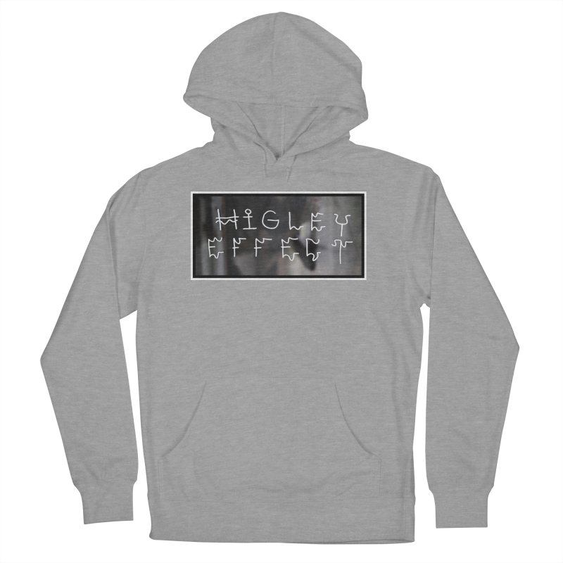 Higley Effect Men's French Terry Pullover Hoody by Dustin Klein's Artist Shop