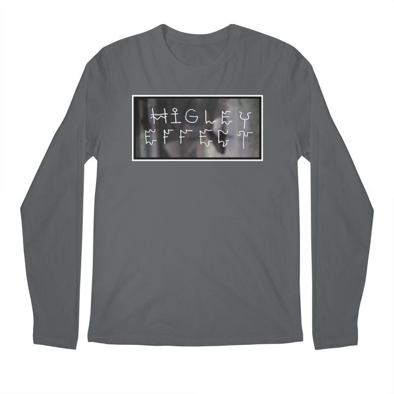 Higley Effect Men's Regular Longsleeve T-Shirt by Dustin Klein's Artist Shop