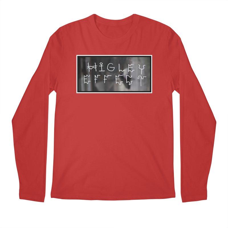 Higley Effect Men's Regular Longsleeve T-Shirt by Dustin Klein's Artist Shop