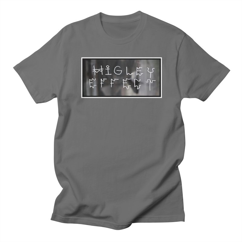 Higley Effect Men's T-Shirt by Dustin Klein's Artist Shop