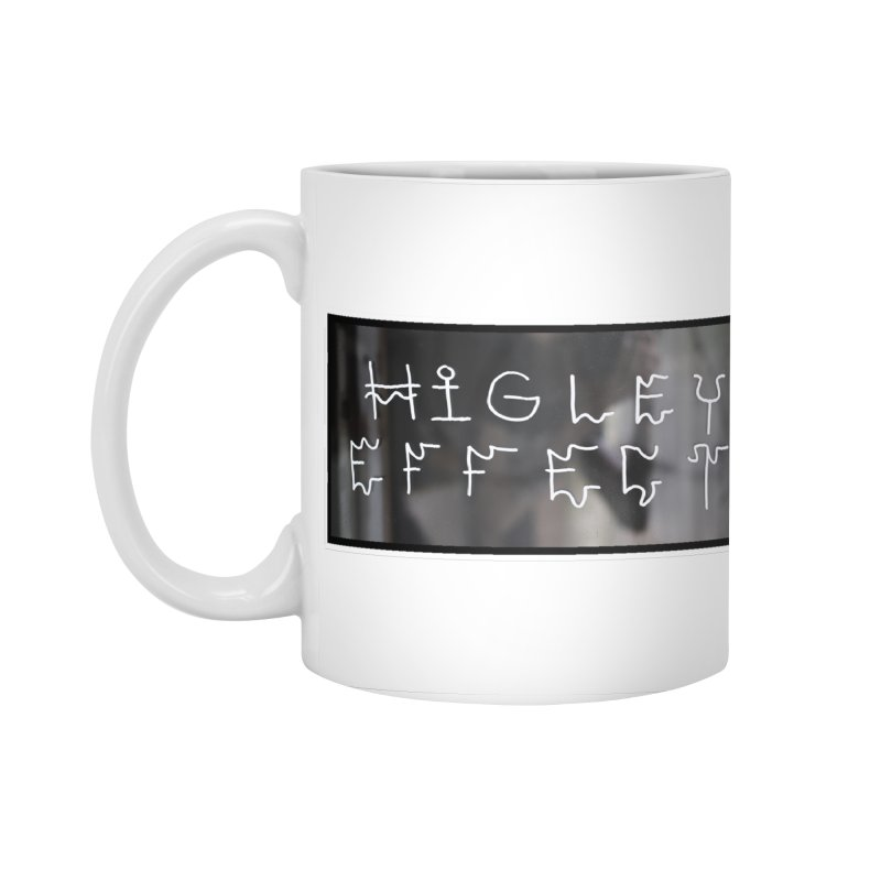 Higley Effect Accessories Standard Mug by Dustin Klein's Artist Shop