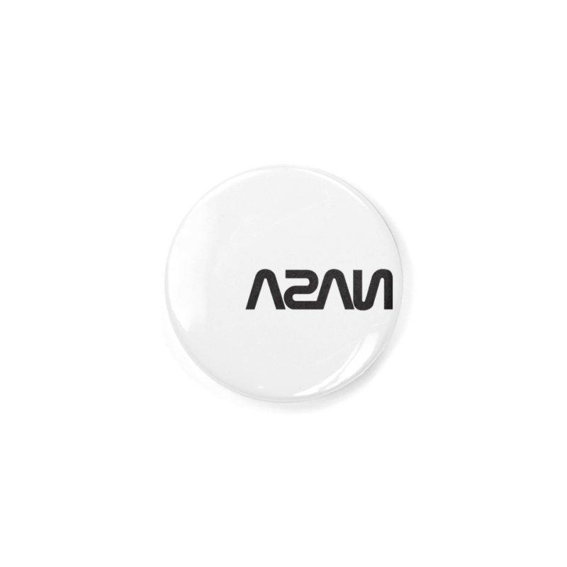 ASAN Accessories Button by Dustin Klein's Artist Shop