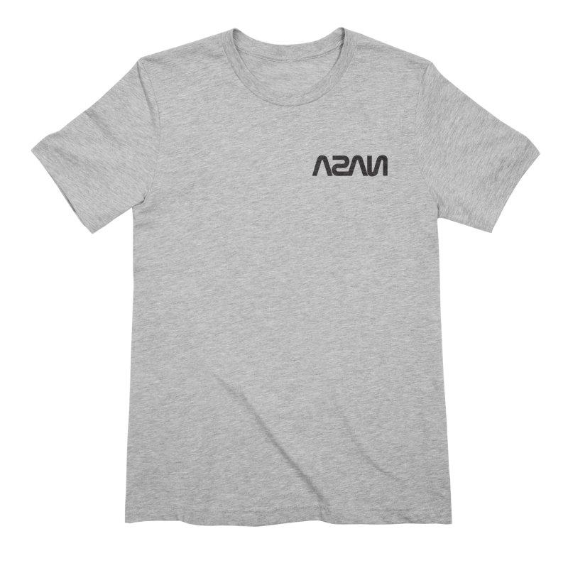 ASAN Men's T-Shirt by Dustin Klein's Artist Shop