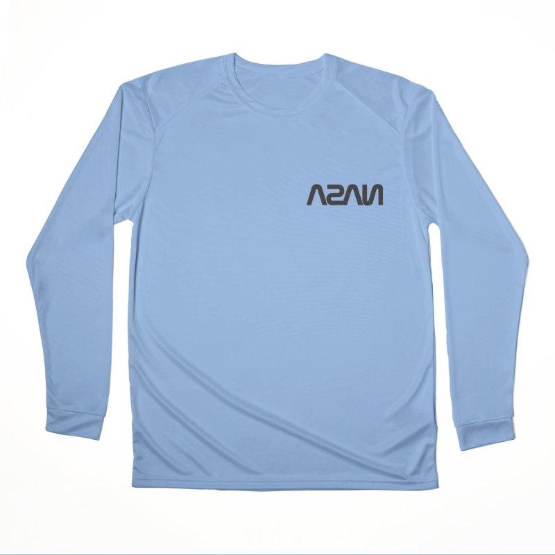 ASAN Men's Performance Longsleeve T-Shirt by Dustin Klein's Artist Shop
