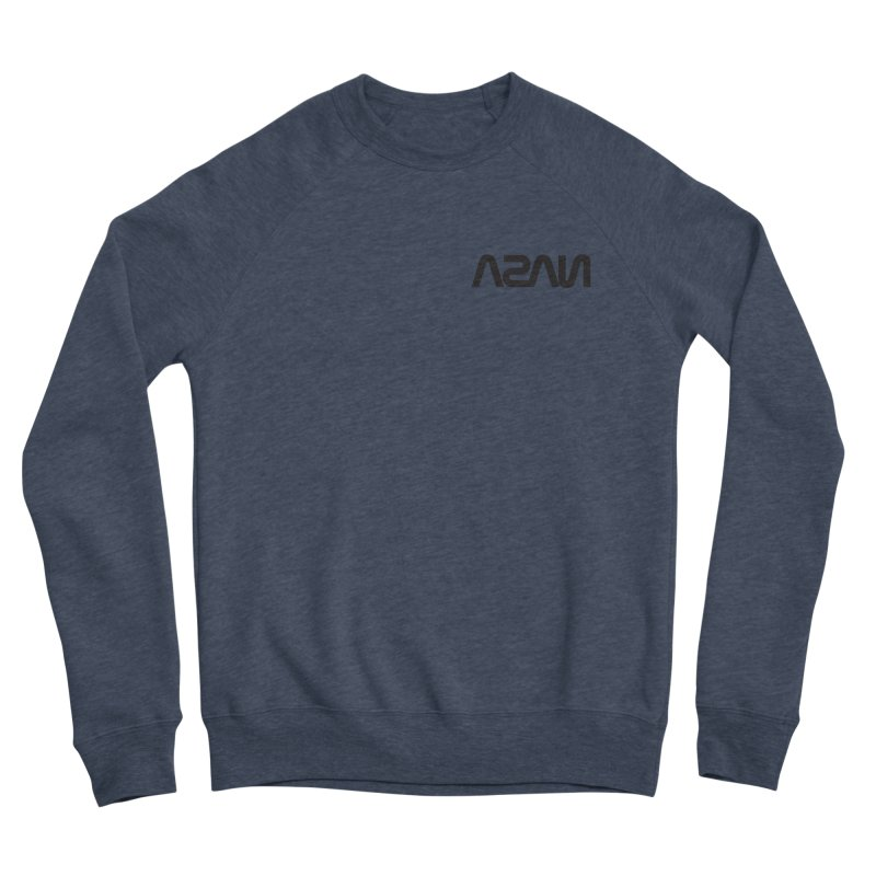 ASAN Women's Sponge Fleece Sweatshirt by Dustin Klein's Artist Shop