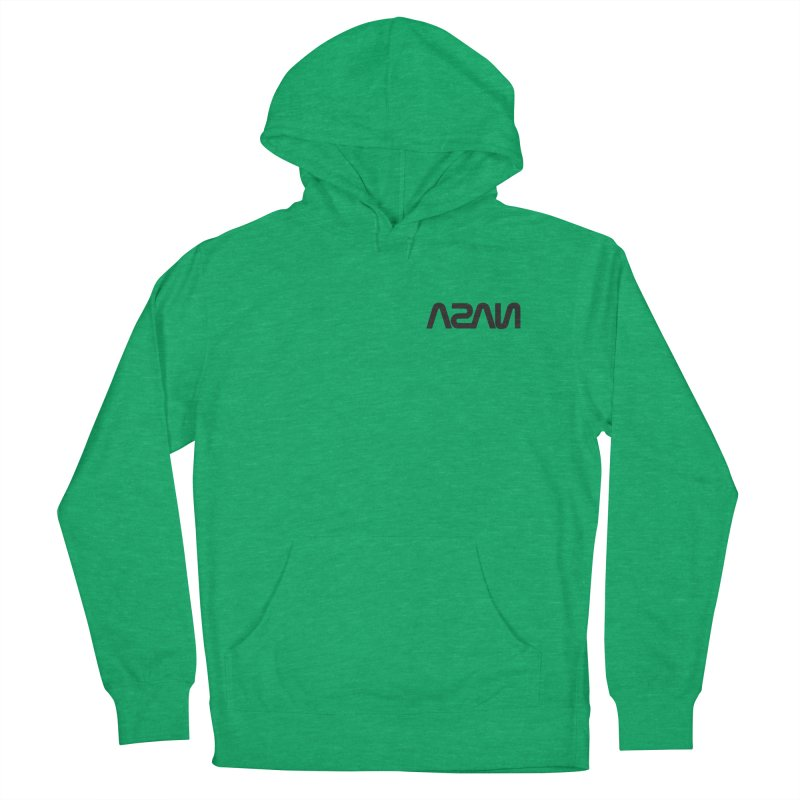 ASAN Men's French Terry Pullover Hoody by Dustin Klein's Artist Shop