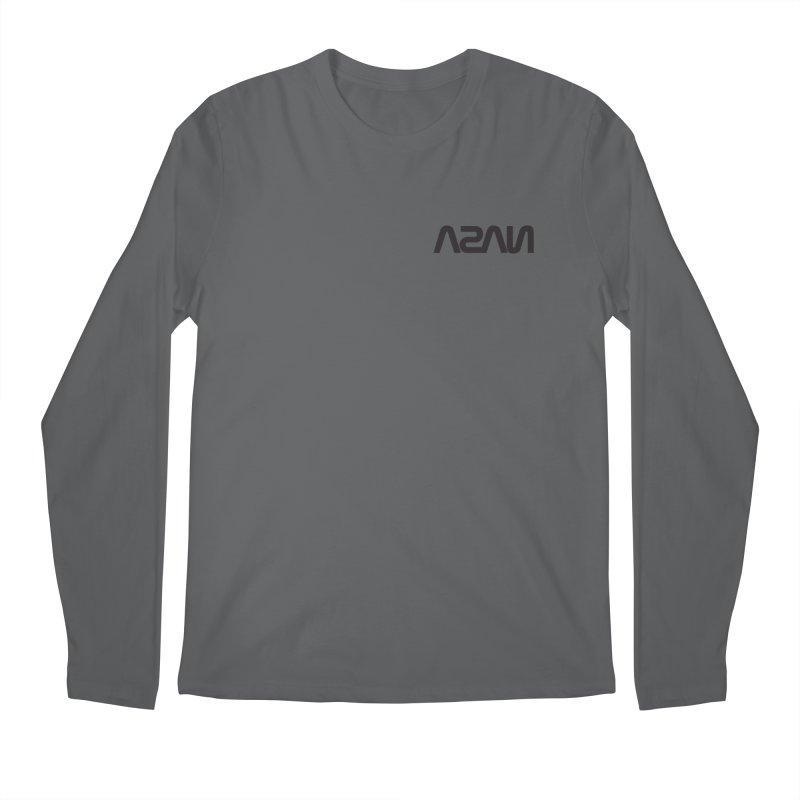ASAN Men's Regular Longsleeve T-Shirt by Dustin Klein's Artist Shop