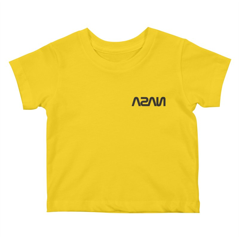 ASAN Kids Baby T-Shirt by Dustin Klein's Artist Shop