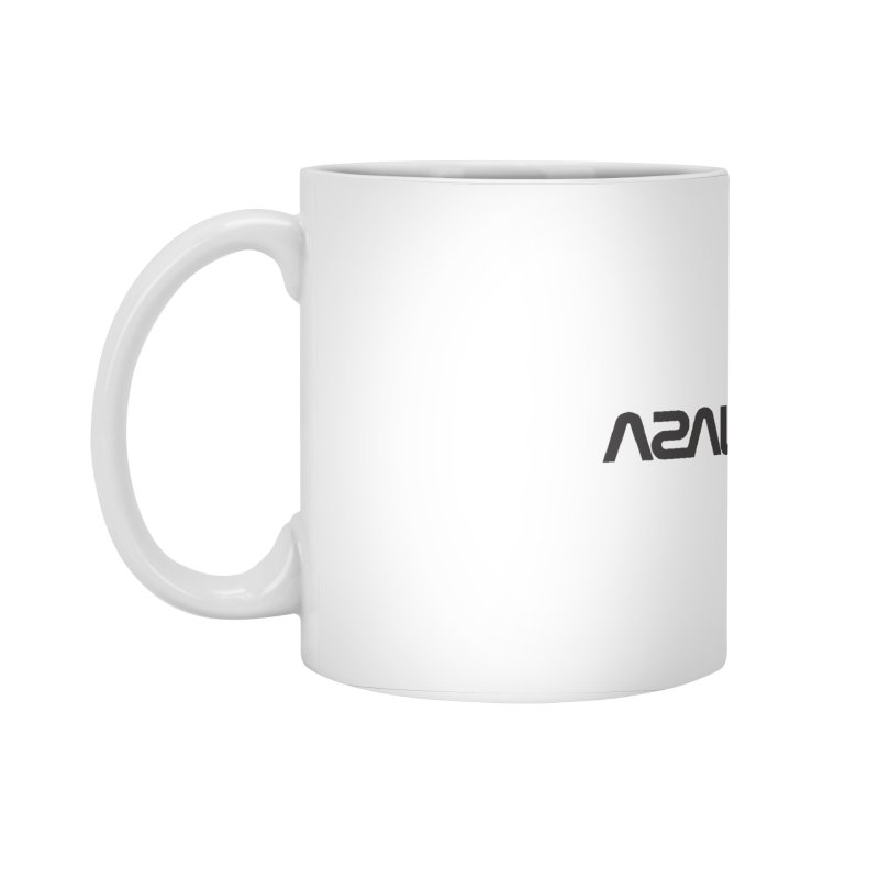 ASAN Accessories Standard Mug by Dustin Klein's Artist Shop