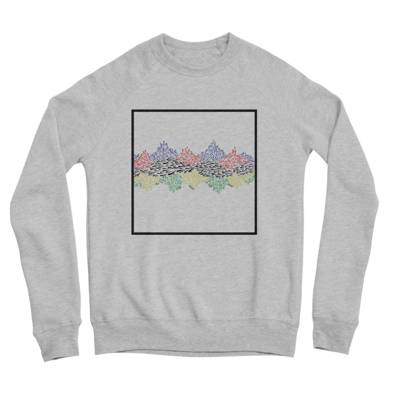 Little 500 Women's Sponge Fleece Sweatshirt by Dustin Klein's Artist Shop