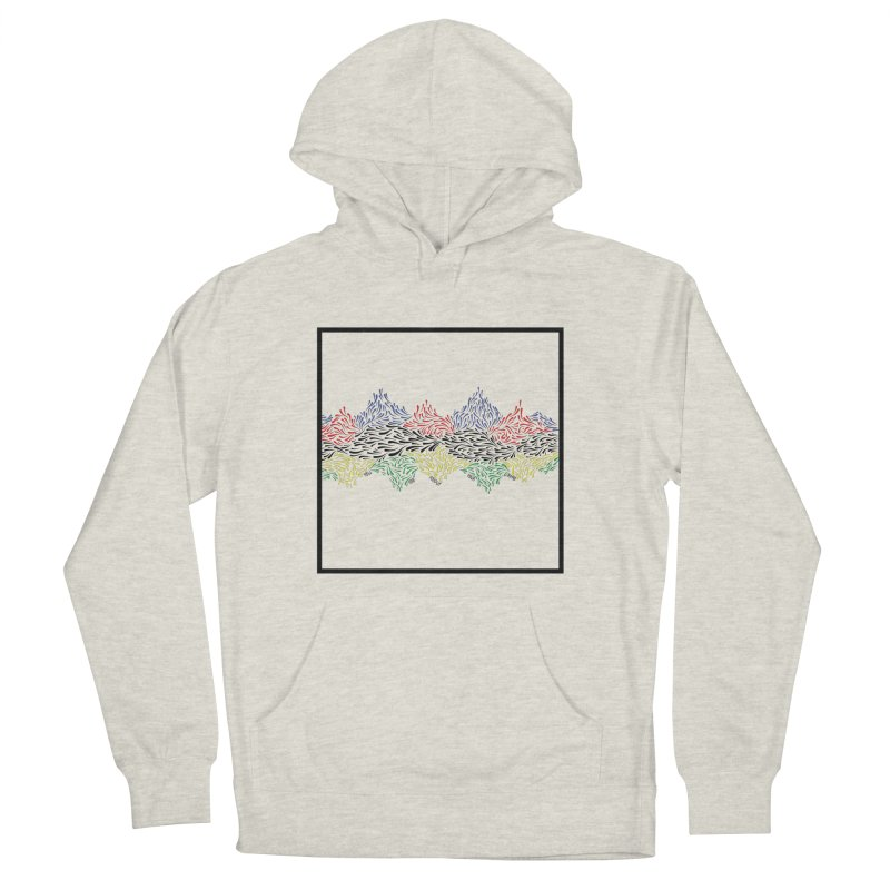 Little 500 Women's French Terry Pullover Hoody by Dustin Klein's Artist Shop