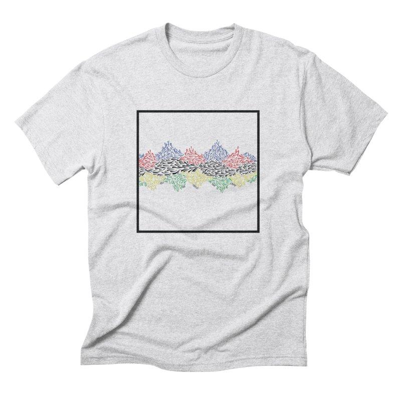 Little 500 Men's Triblend T-Shirt by Dustin Klein's Artist Shop