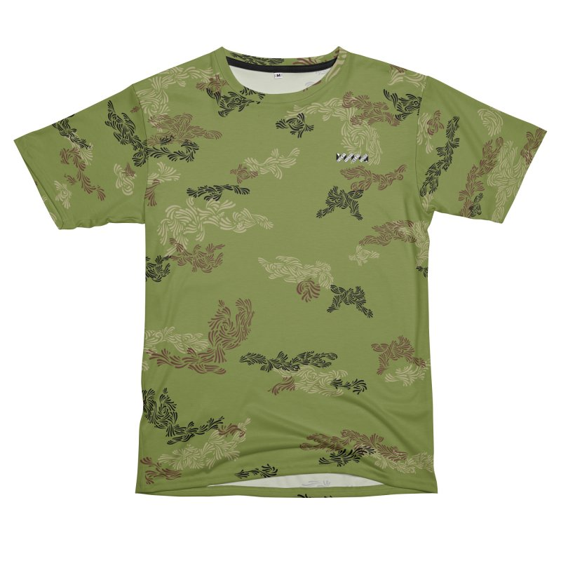 DCO Jungle All Over T Men's Cut & Sew by Dustin Klein's Artist Shop