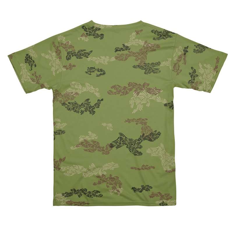 DCO Jungle All Over T Women's Cut & Sew by Dustin Klein's Artist Shop
