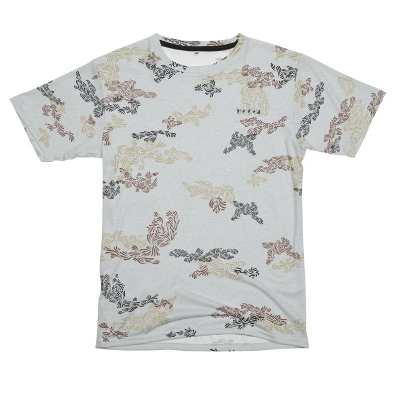 DCO Tundra All Over Print T Women's Cut & Sew by Dustin Klein's Artist Shop