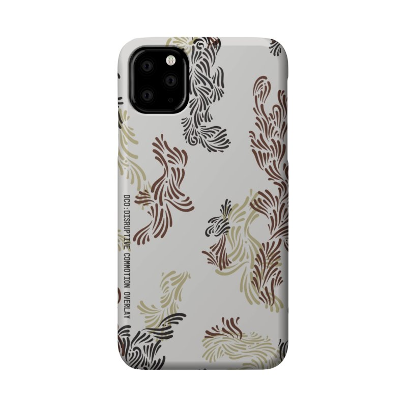 DCO Tundra Phone Case Accessories Phone Case by Dustin Klein's Artist Shop