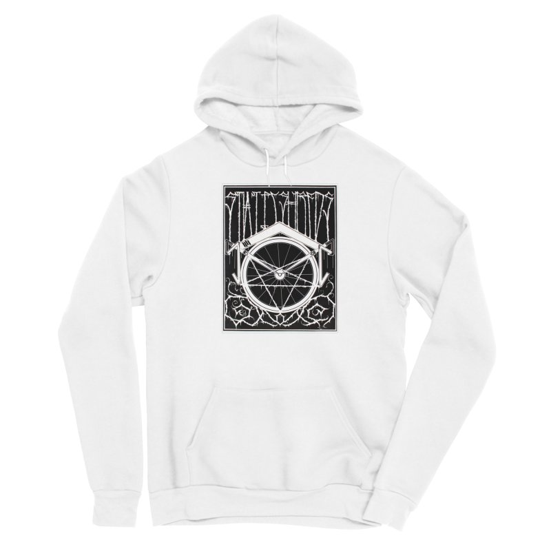 Static Shreds Men's Pullover Hoody by Dustin Klein's Artist Shop