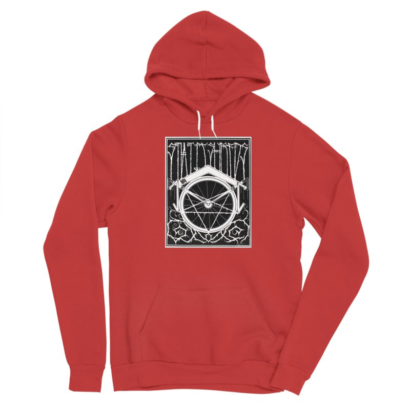 Static Shreds Women's Pullover Hoody by Dustin Klein's Artist Shop