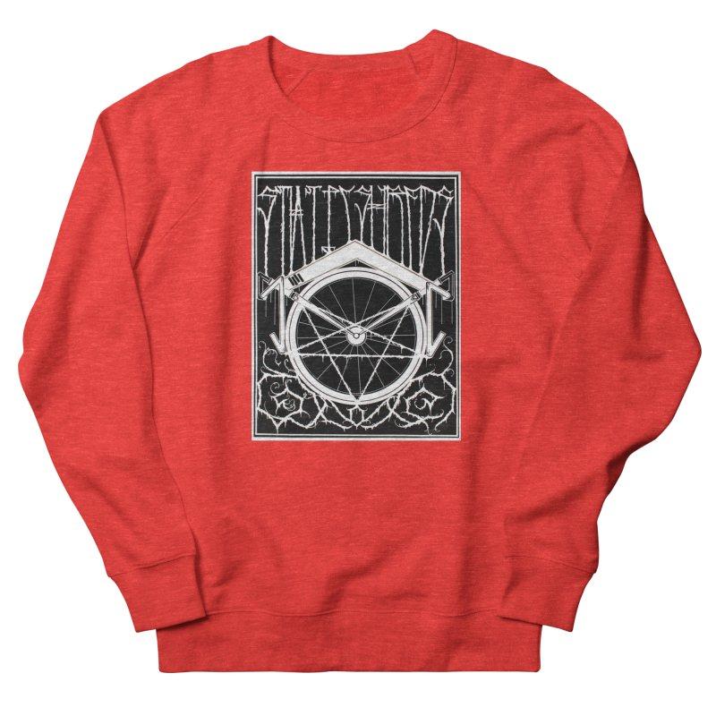 Static Shreds Women's Sweatshirt by Dustin Klein's Artist Shop