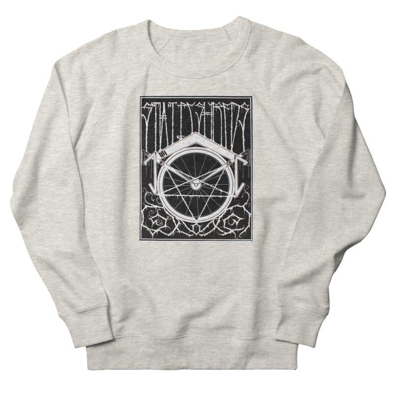Static Shreds Men's Sweatshirt by Dustin Klein's Artist Shop