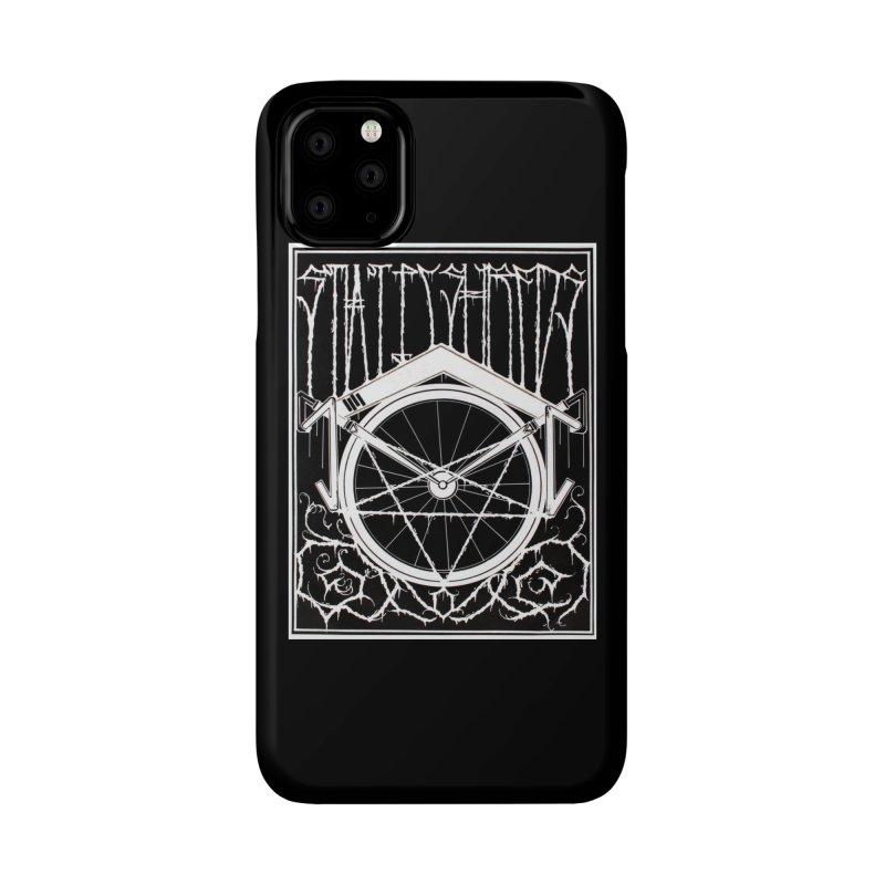 Static Shreds Accessories Phone Case by Dustin Klein's Artist Shop