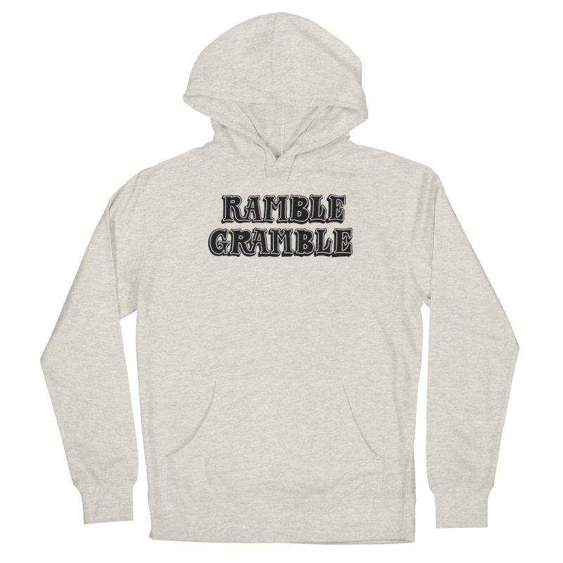 Ramble Gramble Men's Pullover Hoody by Dustin Klein's Artist Shop