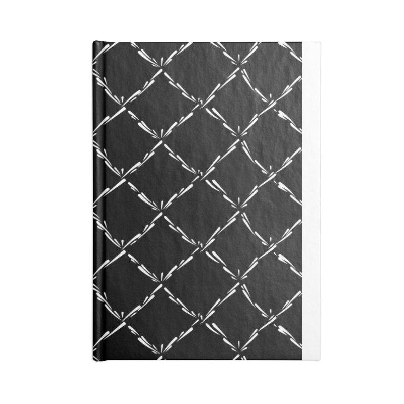 Commotion Neck Gaiter Accessories Notebook by Dustin Klein's Artist Shop
