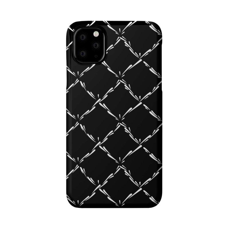 Commotion Neck Gaiter Accessories Phone Case by Dustin Klein's Artist Shop