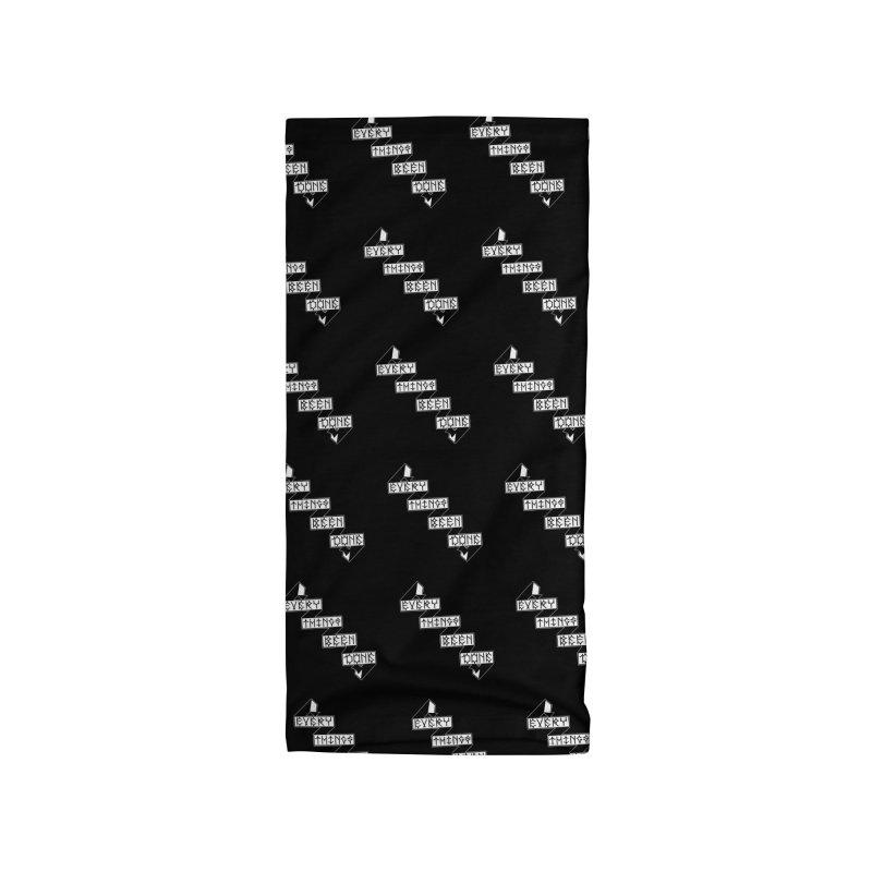 EBD Repeat Accessories Neck Gaiter by Dustin Klein's Artist Shop